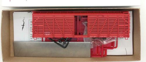 Accurail #4742  40' Wood Stock Car (Swift) Kit