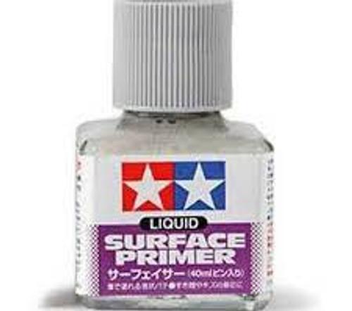 Tamiya #87075 Liquid Surface Primer Grey