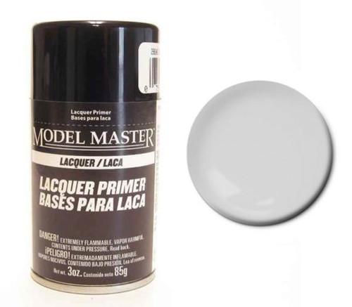 Testors #2981 Laquer Gray Primer 85g