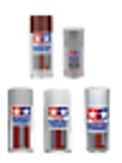 Tamiya #87160 . Fine Surface Primer L  Oxide Red