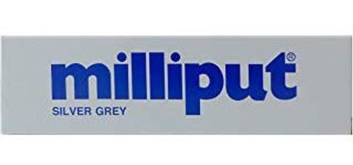 Milliput #04 2 Part Epoxy Putty (Silver Grey)