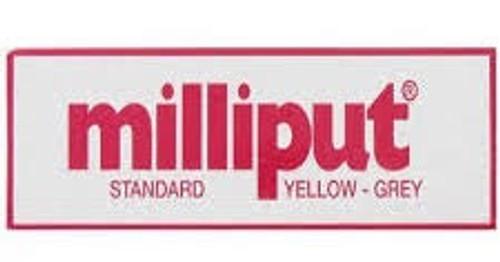 Milliput #01 Standard 2 Part Epoxy Putty (Yellow-Grey)