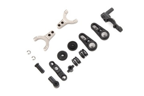 Axial #AXI232036 DIG/2-Speed Arm & Shaft Set SCX10111