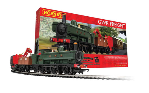 Hornby #R1254 GWR Freight Set