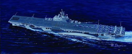Trumpeter #05729 1/700 USS 'Yorktown' CV-10