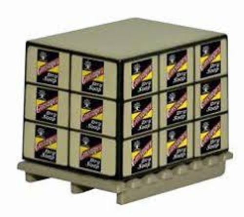 Oxford #76ACC009 4 Pallets-Gossages Dry Soap