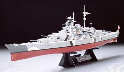 """Tamiya #78013 1/350German Battleship  """"Bismarck"""""""