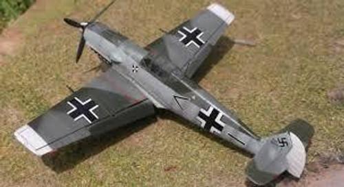 Airfix #A55106 1/72 Messerschmitt Bf109E-3 Starter Kit