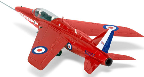 Airfix #A55105 1/72 RAF Red Arrows Gnat Starter Kit