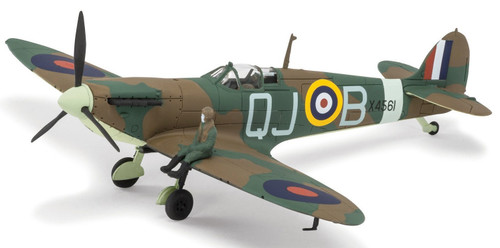 Airfix #A55100 1/72 Supermarine Spitfire Mk.la Starter Set