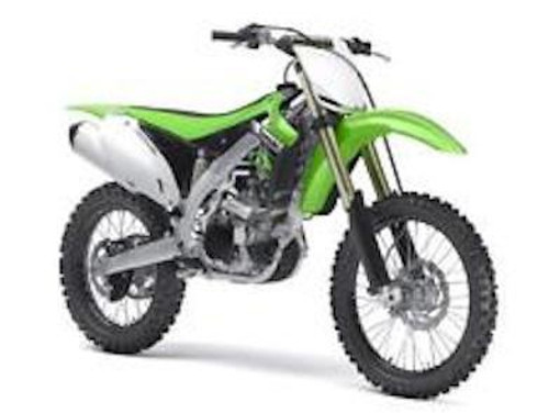 New Ray #57483 1/12 Kawasaki KX 450F