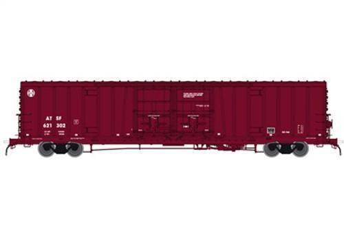 """Atlas # 20004955  HO 60' ATSF Bx-166 Santa Fe Berwind """"C"""" Repaint"""