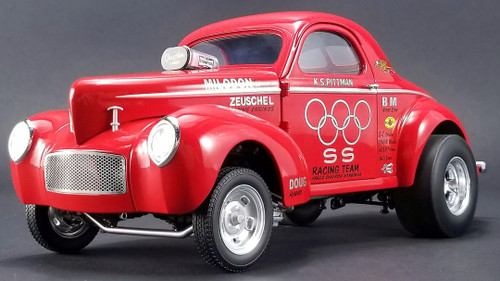 Acme #A1800908 1/18 1941 Gasser-S&S Racing