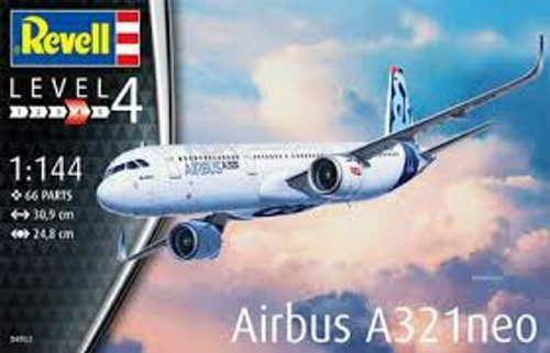 Revell #04952 1/144 Airbus A321 Neo
