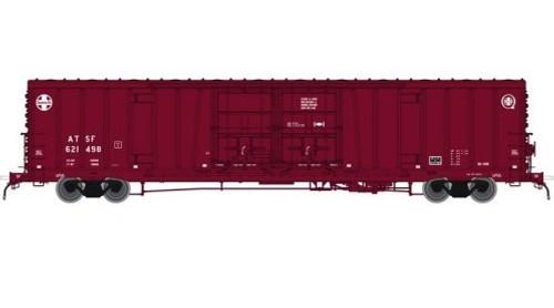 Atlas # 20004926  HO 60' ATSF Bx-166 Rd621590