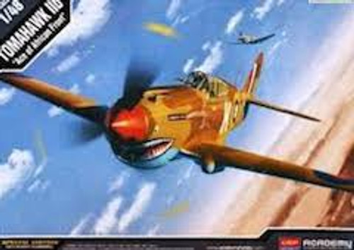 Academy #12235 1/48 Tomahawk 11B (Ace of African Front)