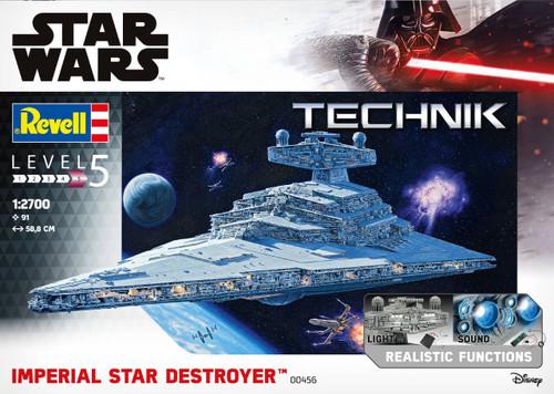 Revell #00456 1/2700 Imperial Star Destroyer