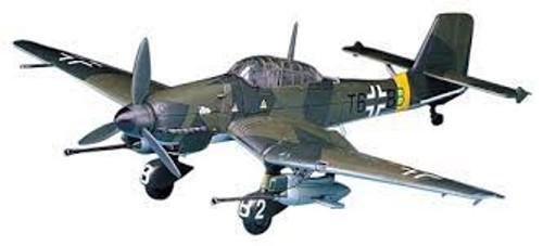 Academy #12450 1/72 Ju87G-1 Stuka Tankbuster