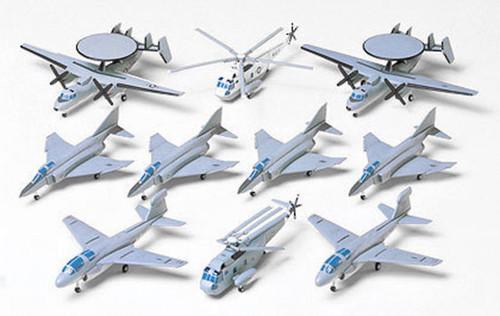 Tamiya #78009 1/350 US Navy Aircraft Set No.2
