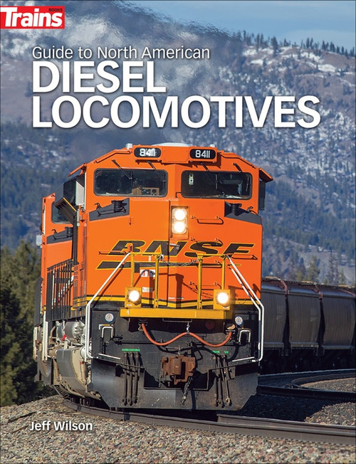 Kalmbach Books #01303 Guide to North American Diesel Locomotives