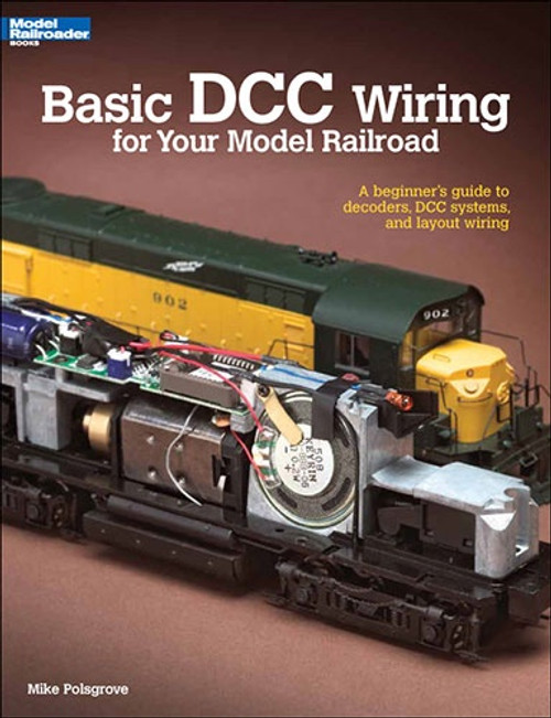 Model Railroader #12448 Basic DCC Wiring for your Model Railroad