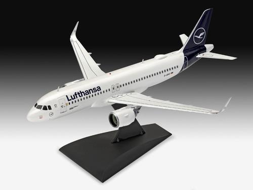 Revell #03942 1/144 Airbus A320 Neo-Lufthansa