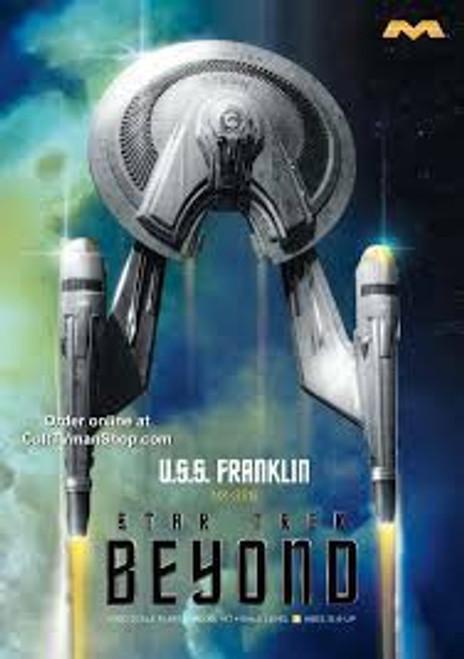 Moebius Models #975 1/350 U.S.S Franklin-Star Trek Beyond