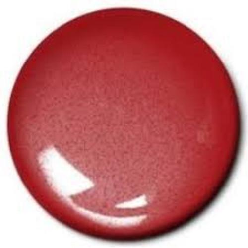 Testors #1837 Spray Enamel-Revving Red