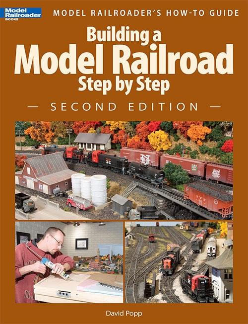 Model Railroader #12467 Building a Model Railroad-Step by Step
