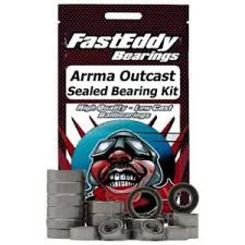 Fast Eddy #TFE4495 Arrma Outcast 6S Sealed Bearing Kit