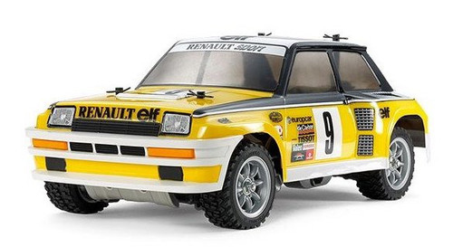 Tamiya #47435 Renault 5 Turbo    1/10 KIt