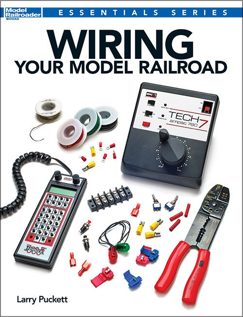 Model Railroader #12491 Wiring your Model Layout
