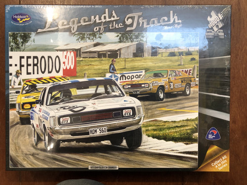 Holdson # 77257 Mopar Magic  1000Pc Puzzle