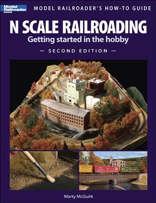 Model Railroader #12428 N Scale Railroading