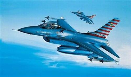 Academy #12444 1/72 F-16A
