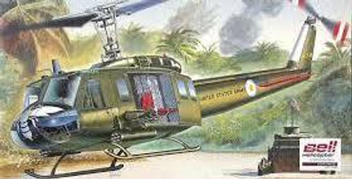 Italeri #1247 1/72 Bell UH-1D Iroquois RNZAF