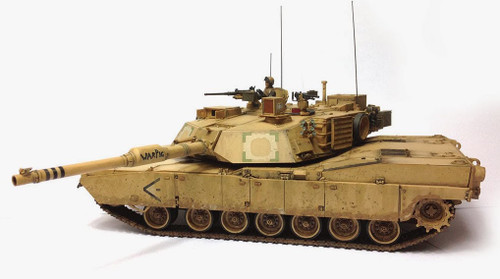 "Academy #13202 1/35 M1A1 Abrams Tank ""Iraq 2003"""