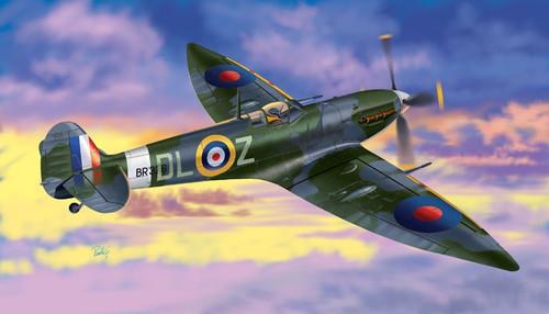 Italeri #1307 1/72 Spitfire Mk.VI