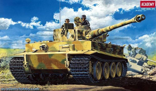 Academy #13239 Tiger 1 Early Production