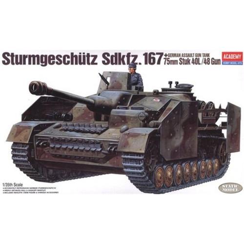 Academy #13235 1/35 Sturmgeschutz SDKFZ.167
