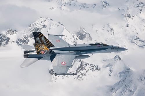 Italeri #1394 1/72 F/A-18 Hornet Tiger Meet 2016
