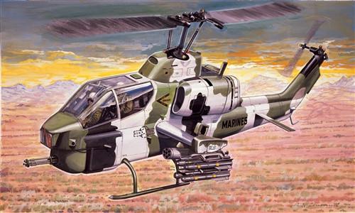Italeri #160 1/72 AH - 1W Super Cobra
