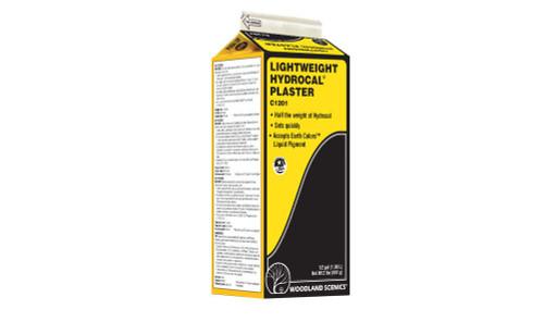 Woodland Scenics #C1201 Light Weight Hydrocal Plaster 907g