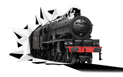 Hornby #R1251 Rovex Train Set 'Celebrating 100 Years of Hornby'