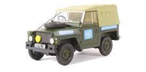 Oxford #NLRL001 N Land Rover 1/2 Ton Lightweight