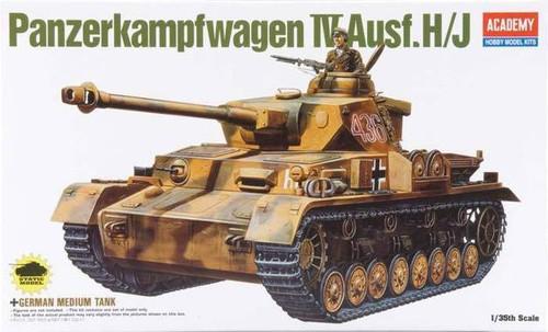 Academy #13234 1/35 German Panzer IV