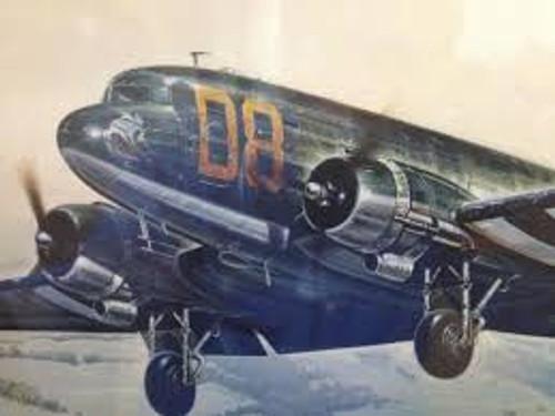 Italeri #127 1/72 C47 Skytrain RNZAF Commemorative Ki