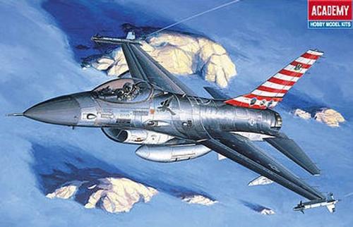 Academy #12259 1/48 USAF F-16A/C