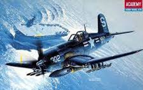 "Academy #12267 1/48 F4U-4B ""Korean War"""