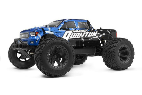 HPI Maverick  @ MV150100 1/10 Quantum MT Blue